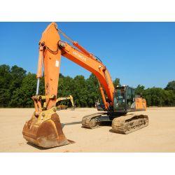 2013 HITACHI ZX350LC-5N Excavator