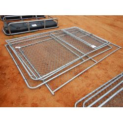 (1) 10 X 10 DOG KENNEL  Miscellaneous