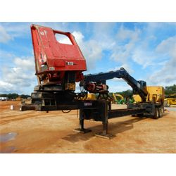2015 CATERPILLAR 559C Log Loader