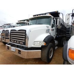 2007 MACK CTP713B Dump Truck