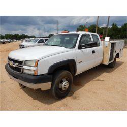 2007 CHEVROLET 3500 Service / Mechanic / Utility Truck