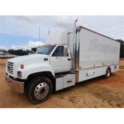 1998 CHEVROLET C6500 Box Truck / Cargo Van