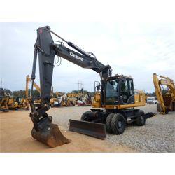 2015 JOHN DEERE 190G W Excavator - Wheel