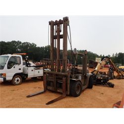 HYSTER H150 Forklift - Mast