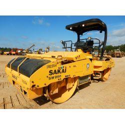 SAKAI SW990 Compaction Equipment