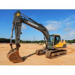 2014 VOLVO EC160DL Excavator