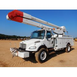 2005 FREIGHTLINER M2 Boom / Bucket / Crane Truck