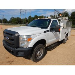 2011 FORD F350 Service / Mechanic / Utility Truck