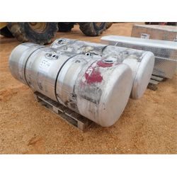 (2) PETERBILT FUEL TANKS Truck Product and Accessory