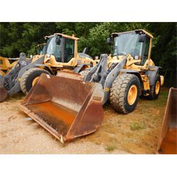 2012 VOLVO L70G Wheel Loader