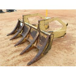 "86"" STACKING RAKE Logging / Forestry Component"