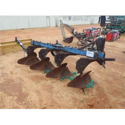 4 ROW BOTTOM PLOW  Tillage Equipment
