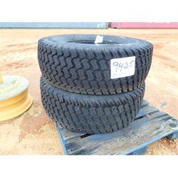(2) TITAL MULTI TRACK G/S  Tire