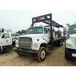 1997 FORD L9000 PIPE TRUCK Specialty Truck