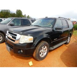2008 FORD EXPEDITION Car / SUV