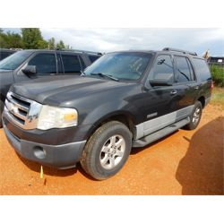 2007 FORD EXPEDITION Car / SUV