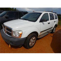 2005 DODGE DURANGO Car / SUV