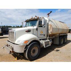 2013 PETERBILT 348 Water Truck