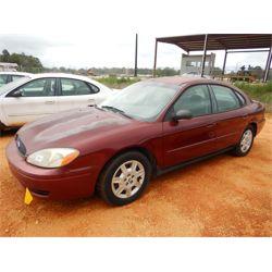 2005 FORD TAURUS Car / SUV