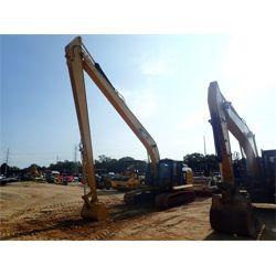 2013 CATERPILLAR 320E LR Excavator
