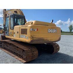 2002 JOHN DEERE 200CL Excavator