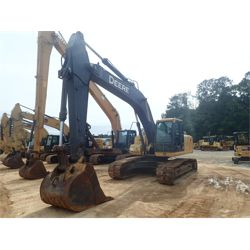 2008 JOHN DEERE 240D LC Excavator