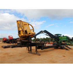 2014 JOHN DEERE 437D Log Loader