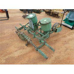 JOHN DEERE #51 TWO ROW PLANTER Planting Equipment