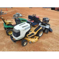 (4) RIDING MOWERS Landscape Equipment