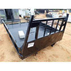 """8' 6"""" FLATBED BODY  Flatbed Truck Body"""