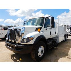 2009 INTERNATIONAL WORK STAR Service / Mechanic / Utility Truck