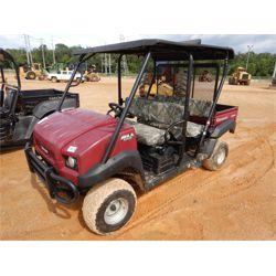 2015 KAWASAKI MULE 4010 ATV / UTV / Cart