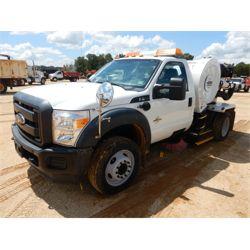 2014 FORD F450 Vacuum Truck