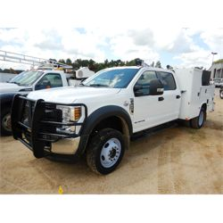 2019 FORD F450 Service / Mechanic / Utility Truck