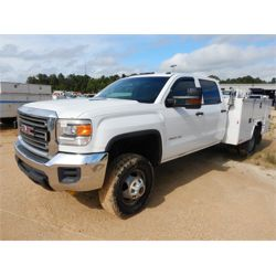 2015 GMC 3500HD Service / Mechanic / Utility Truck