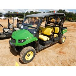 2015 JOHN DEERE GATOR XUV550 S4 ATV / UTV / Cart