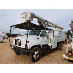 2000 GMC C7500 Boom / Bucket / Crane Truck