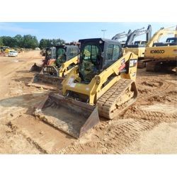 2016 CATERPILLAR 279D Skid Steer Loader - Crawler