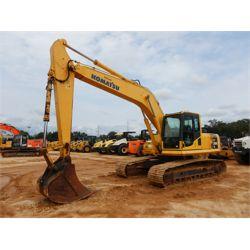2011 KOMATSU PC200LC-8 Excavator