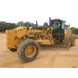 2013 CATERPILLAR 12M2 VHP PLUS Motor Grader