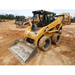 2007 CATERPILLAR 252B Skid Steer Loader - Wheel