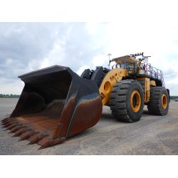 2013 LETOURNEAU L-1150 Wheel Loader