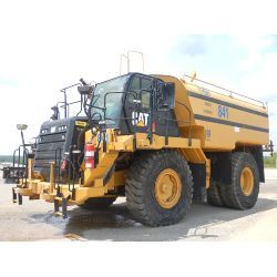 2012 CATERPILLAR 773G Water Wagon