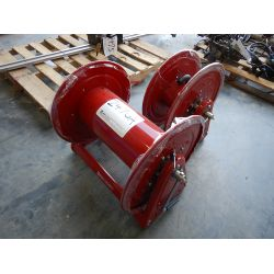 REELCRAFT (2) Hose Reels Shop Equipment
