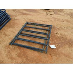 "(2) 3' 10"" IRON  GATE Agriculture Component"