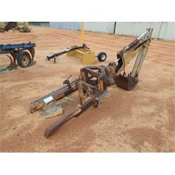 BACKHOE  ATTACHMENT Backhoe Attachment