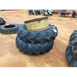 (2) BF GOODRICH TRACTOR TIRES Tire