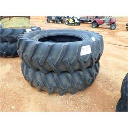 (2) ALLIANCE  TRACTOR TIRES Tire
