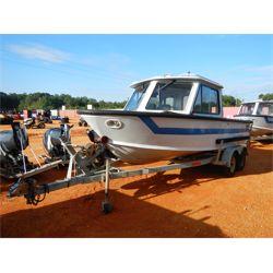 SEA ARK  PATROL BOAT Marine Equipment