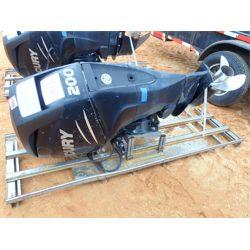 MERCURY VERADO  BOAT MOTOR Marine Equipment